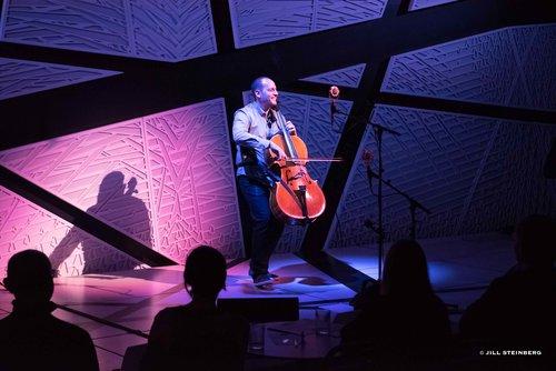 Jeffrey Zeigler Presents: Mike Block Solo Show