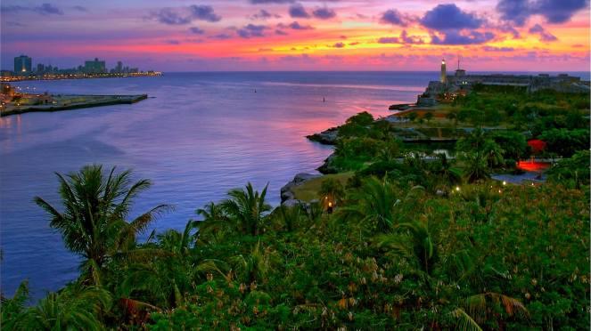 BAY OF HAVANA